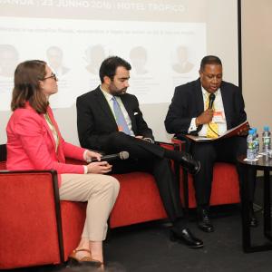 Conferencia Luanda 2016
